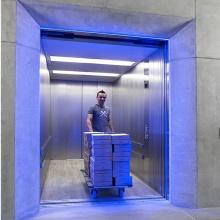 Elevador múltiplo da carga do elevador do frete da abertura da porta