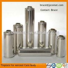 Hojalata para cilindro de Gas