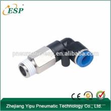 PLL Extended Male codo, tubería, montaje neumático, PLL, codo extendido, macho, conexión de tubería, montaje neumático