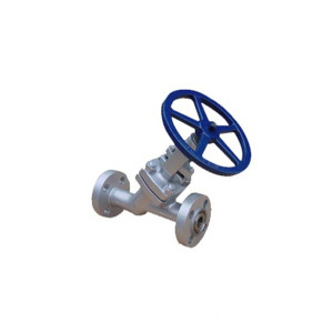 Cast Steel Globe Valves Y Type
