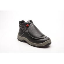 Style décontracté divisé en cuir gaufré & PU chaussures de sécurité (HQ05073)