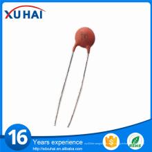Condensador de cerámica de baja tensión (50V, 100V)