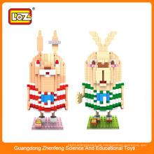 Kinder Spielzeug Verbindung Kunststoff LOZ Diamant Bausteine, Bau Spielzeug