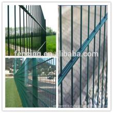 Двойная петля проволоки ограждения / двойной проволоки сетка забор двойной проволоки забор