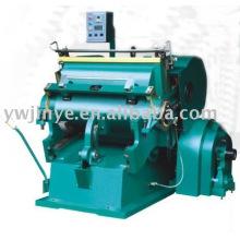 plain pressured cutting machine