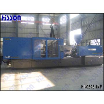 528 t Injection plastique moulage Machine Salut-G528