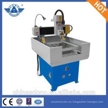 Buena calidad fresadora CNC para grabado artes/anillo/Jade con precio de fábrica
