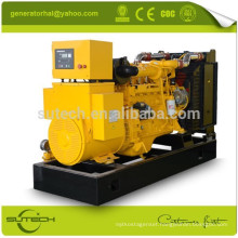 China shangchai diesel genset with good price and perfect service
