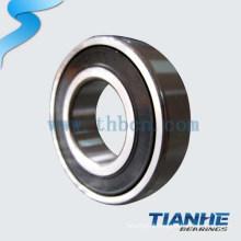 Bicycle wheel hub bearings 6207 6207 ZZ/2RS High sepeed bike bearing