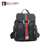 HEC China Manufacture Schlichtes Design Teenage School Rucksack