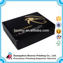 Рециркулированная Складывая Печатание Бумажной Коробки Для Обуви Упаковки