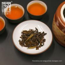 China Hunan Baishaxi Fu Hao dunkler Tee
