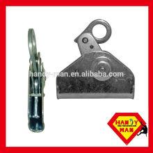 608-12 Galvanisierter Stahlseilgreifer