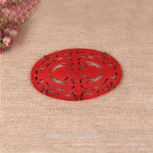 Émaillage en fonte modèles de beauté pad thermique