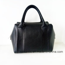 De moda de moda señora PU Boston bolsos (NMDK-052203)