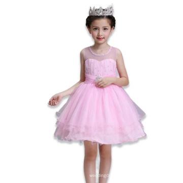 Pink Princess Wedding Dress
