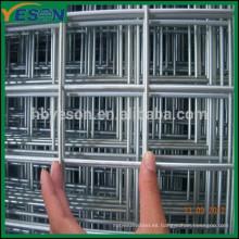 Fabricantes de paneles de malla de alambre soldados