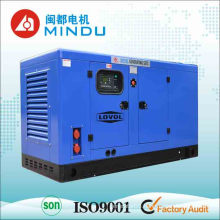 Soundproof 150kVA Lovol Diesel Generator with Stamford