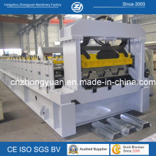 Machine en carton ondulé galvanisé