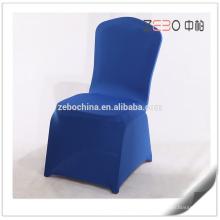 Hot vendiendo estilo popular colorido barato Universal Spandex sillas cubiertas
