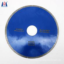 Sharpness without edge breakage 250mm ceramic tiles circular saw blade