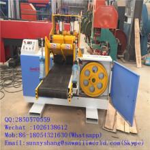 Máquina de trituración de madera compuesta grande para triturar