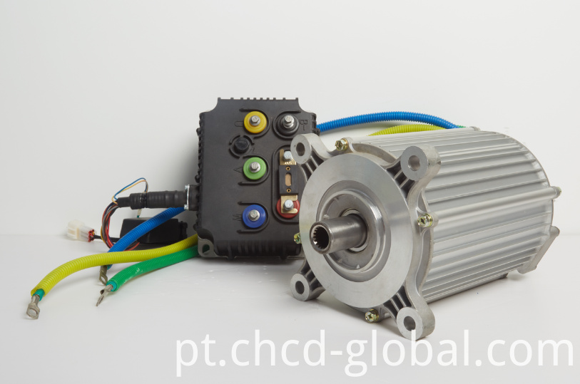 Traction Motor System