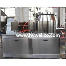 Equipamento de granulação de misturador rápido de café