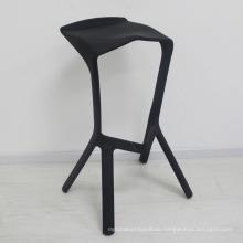 New Arriving Home Design Furniture Plastic Bar Chair