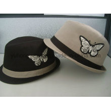 Fashionable Gent Fedora Hat, Sports Baseball Cap