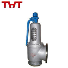 Resistente válvula de retención de seguridad de aterrizaje de calentador de agua de fuego resistente