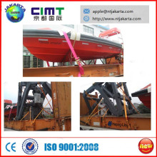 electric open and enclosed lifeboat with competitive price CCS ABS
