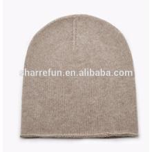 Hersteller modische Unisex 100% Kaschmir Mütze Hüte