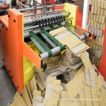 corrugated board partition slot machine