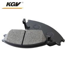 Pastilhas de freio semi-metálicas das peças de automóvel para peças de Hyundai