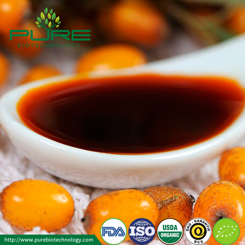 Omega-7 Sea Buckthorn Fruit Oil
