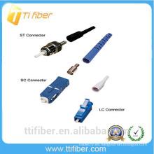 La fábrica de Shenzhen ofrece todas las clases de conectador fibe óptico SC / FC / ST / LC