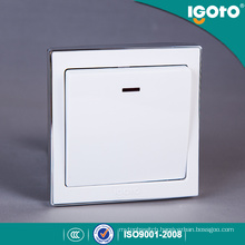 Igoto B9020 20A Electrical Push Button Lamp Wall Switches From China