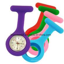 Date Function Nurse Pocket Watch Fob