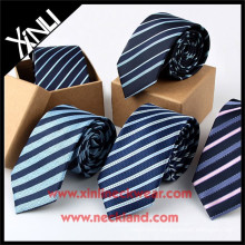 Made in China Dry-clean Only 100% Silk Jacquard Woven Necktie Packaging Gift Box