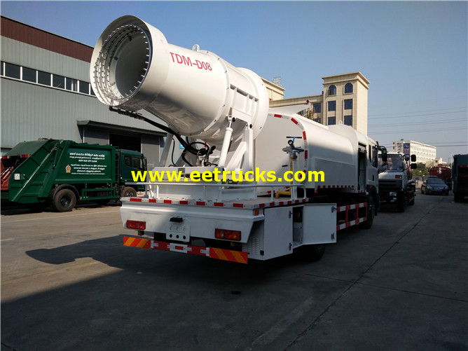 Dust Suppression Fog Cannon Truck