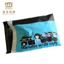 Gratis-Design-Service-Angebot Eco-Friendly Material China Factory Benutzerdefinierte Logo Printed Polybag Bag