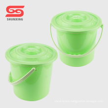 Wholesale good quality cheap round wash bucket for household use