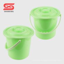 Atacado boa qualidade barato rodada balde de lavagem para uso doméstico
