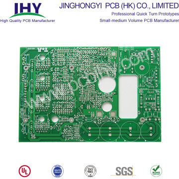 2 Layer Rigid PCB Multilayer PCB Board Herstellung