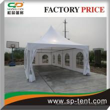5x10m Tente de toit en tension en aluminium de haute qualité en usine à vendre