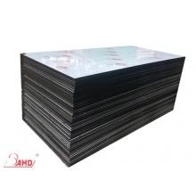 Láminas de HDPE semiacabadas Grosor negro de 1 a 200 mm