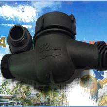 50mm Drehschieber Rad Trocken-Zifferblatt Magnet-Drive Kaltwasserzähler
