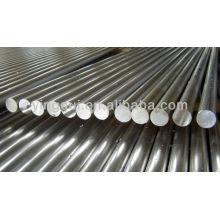 7075 barra redonda de liga de alumínio