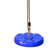 Outdoor-Spielplatz Kinder Kunststoff Disc Tree Swing